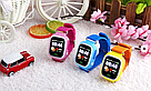 Смарт-годинник дитячі UWatch Q90 GPS контроль дзвінки повідомлення SOS Wi-Fi, фото 9