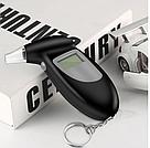 Персональний портативний алкотестер Digital Breath Alcohol Tester, фото 9