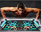 Платформа для отжиманий push up rack board, доска для отжиманий push up board, фото 2