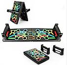 Платформа для отжиманий push up rack board, доска для отжиманий push up board, фото 3