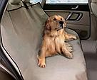Защитный коврик в машину для собак PetZoom, коврик для животных в автомобиль, чехол для перевозки AVE, фото 5