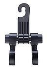 Універсальний автомобільний гачок-вішалка на спинку сидіння до 6 кг TV895, фото 3