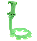 Держатель для телефона гибкий универсальный с присосками Cute Worm Lazy Holder AVE, фото 2