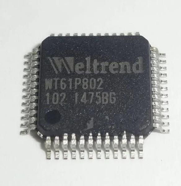 Микросхема WT61P802 в ленте
