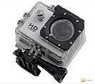 Екшн камера A7 FullHD + аквабокс + Реєстратор Повний компект+кріплення шолом СРІБЛО, фото 5