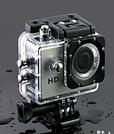 Екшн камера A7 FullHD + аквабокс + Реєстратор Повний компект+кріплення шолом СРІБЛО, фото 6