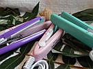 Мини Гофре утюжок для волос дорожный, для прикорневого объема ProGemei GM2986 AVE, фото 6