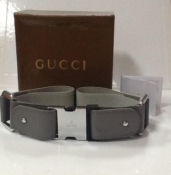 Ремень Gucci кожа корсетный