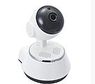 Камера відеоспостереження WIFI Smart NET camera Q6, веб вай фай, Web камера онлайн wi-fi, з записом, фото 6