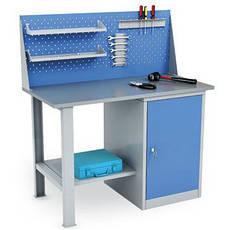 Станіни, верстати, робочі столи