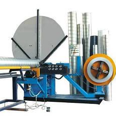 Оборудование для производства и прокладки труб