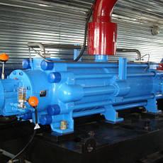 Оборудование для насосной добычи газа