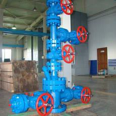 Устьевое оборудование для бурения нефтегазоносных скважин