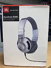Навушники JBL BIG s300i +mic white