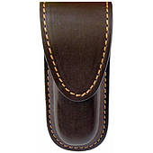 Кожаный чехол Медан 2418 для складного ножа , коричневый