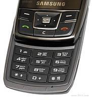 Клавиатура для мобильного телефона Samsung D880 (+ кирилица) ORIGINAL 100% (чёрная)