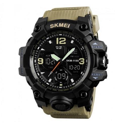 Спортивные часы Skmei 1155B Хаки