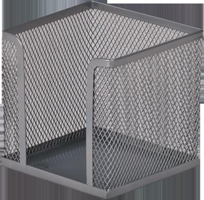 Бокс для паперу, металевий, сріблястий( BM.6215-24) buromax