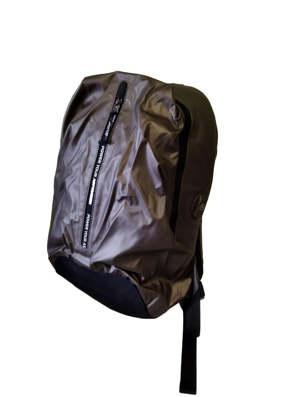 Рюкзак Aspor Classiс waterproof графит