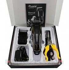 Профессиональная машинка для стрижки животных Gemei GM 6063, фото 2