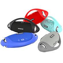 Портативная влагозащищенная колонка HOPESTAR Оригинал H37 Bluetooth USB, FM AVE