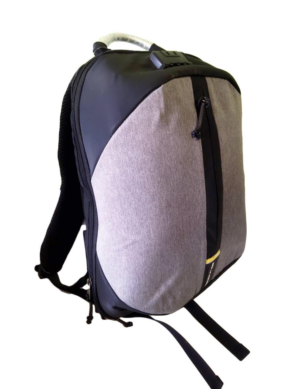 Городские рюкзаки Aspor влагостойкие