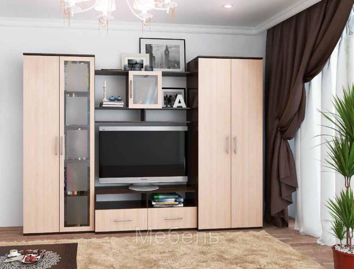 Гостиная Гамма 8 SV-мебель 2800*2100*540