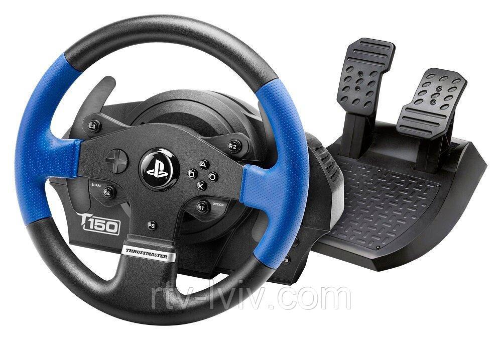 Руль Thrustmaster T150 (PS4)