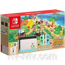 Приставка (консоль) Nintendo Switch + Animal Crossing: New Horizons