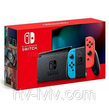 Приставка (консоль) Nintendo Switch + Just Dance 2021