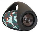 Колонка JBL MINI BOOMBOX E10 з USB, SD, FM, Bluetooth, 2-динаміками, гарна репліка JBL КАМУФЛЯЖ, фото 4