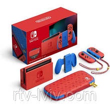 Приставка (консоль) Nintendo Switch Mario Red & Blue Edition