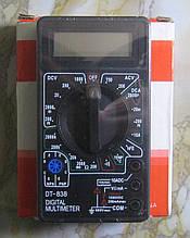 Мультиметр цифровий DT-838