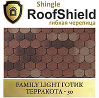 ROOFSHIELD Фемили Готик 30 Терракота, фото 1