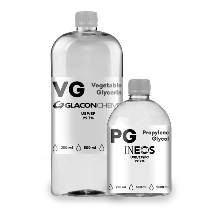 Набір для бази (Organic) - 500 мл. 80/20, 0 мг/мл