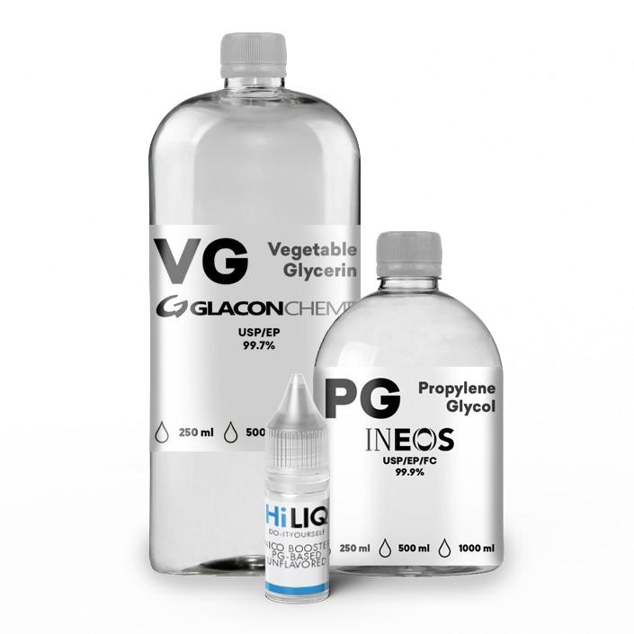 Набір для бази (Organic) - 500 мл. 80/20, 1,5 мг/мл