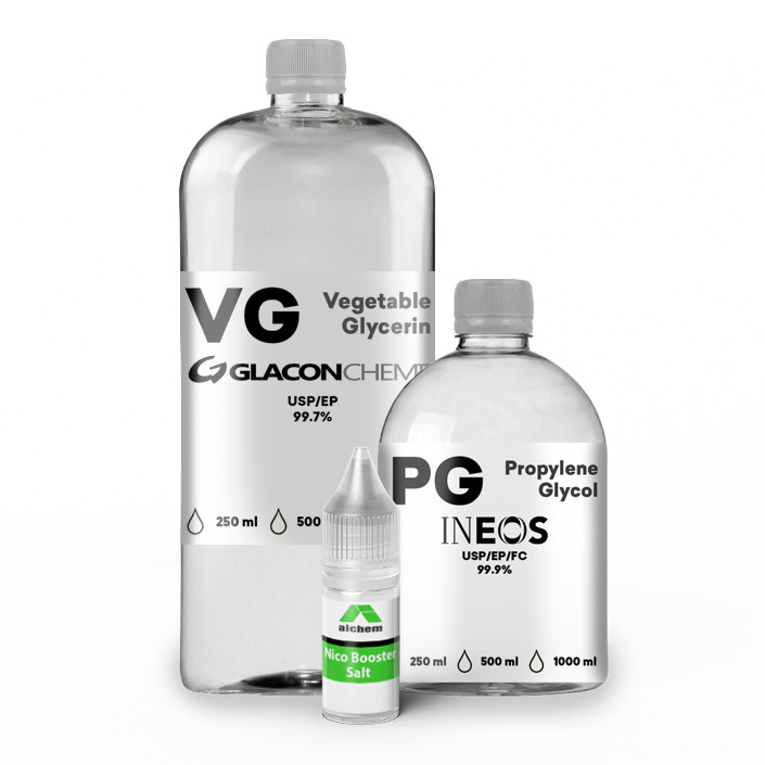 Набор для базы (SALT) - 250 мл. 70/30, 25 мг/мл