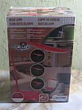 Настольная лампа на батарейках гибкая (красная), фото 3