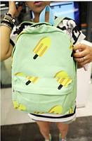 Городской школьный рюкзак mix ice cream мороженное  ,высококачественный,  фабричный!