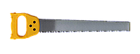 Ножівка по дереву двостороння 400 мм // WF-90