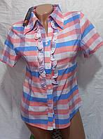 Рубашка женская (44,48) оптом купить от склада 7 км Одесса