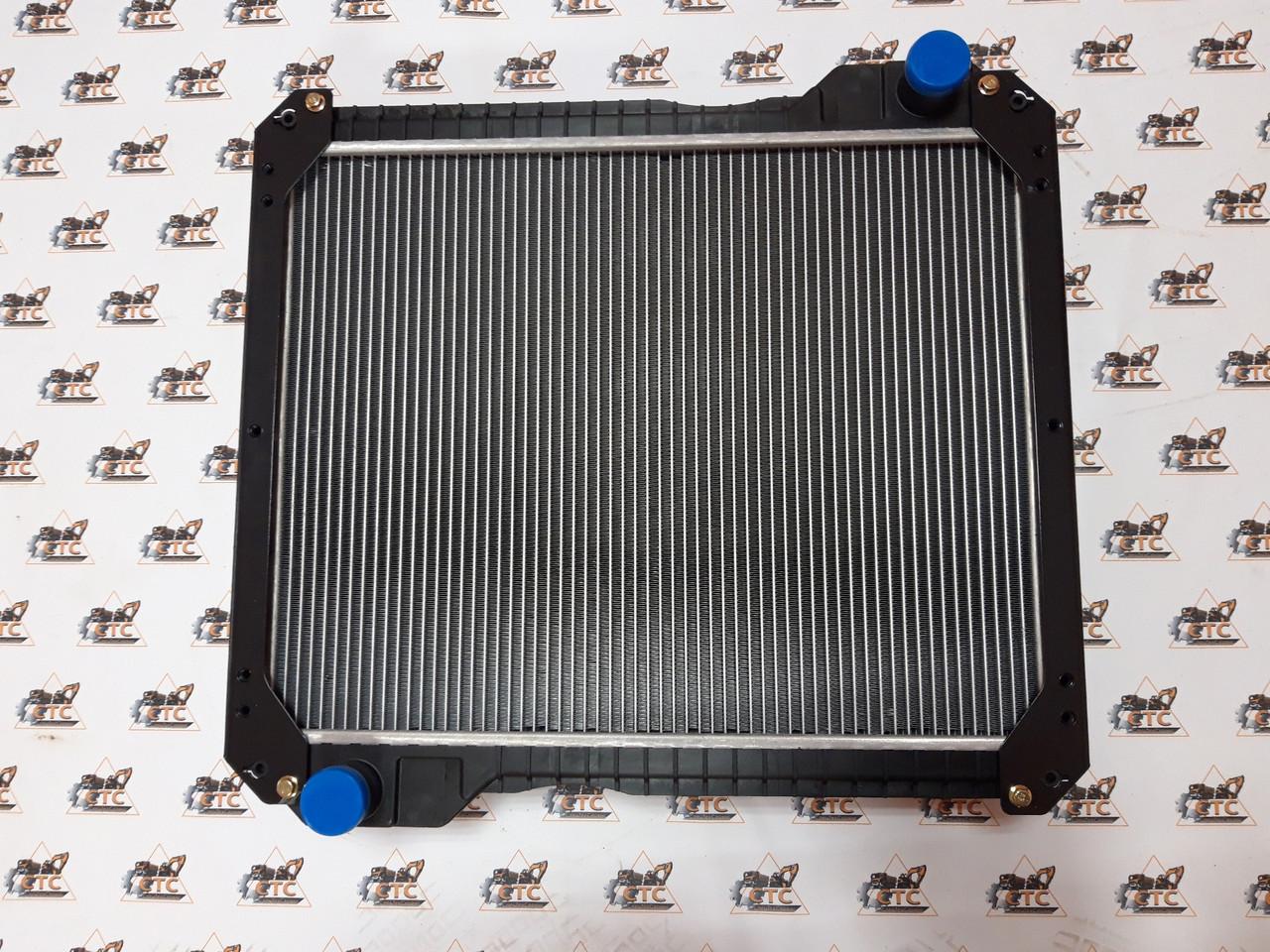 Радиатор для охлаждения двигателя на JCB 3CX/4CХ (30/926051)