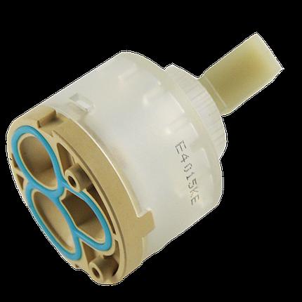 Картридж джойстик для смешивания холодной и горячей воды  диаметром 40 мм. , фото 2