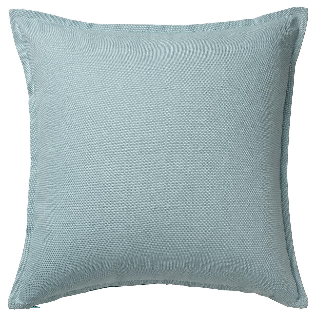 IKEA GURLI  Наволочка, бледно-голубая (304.895.79)