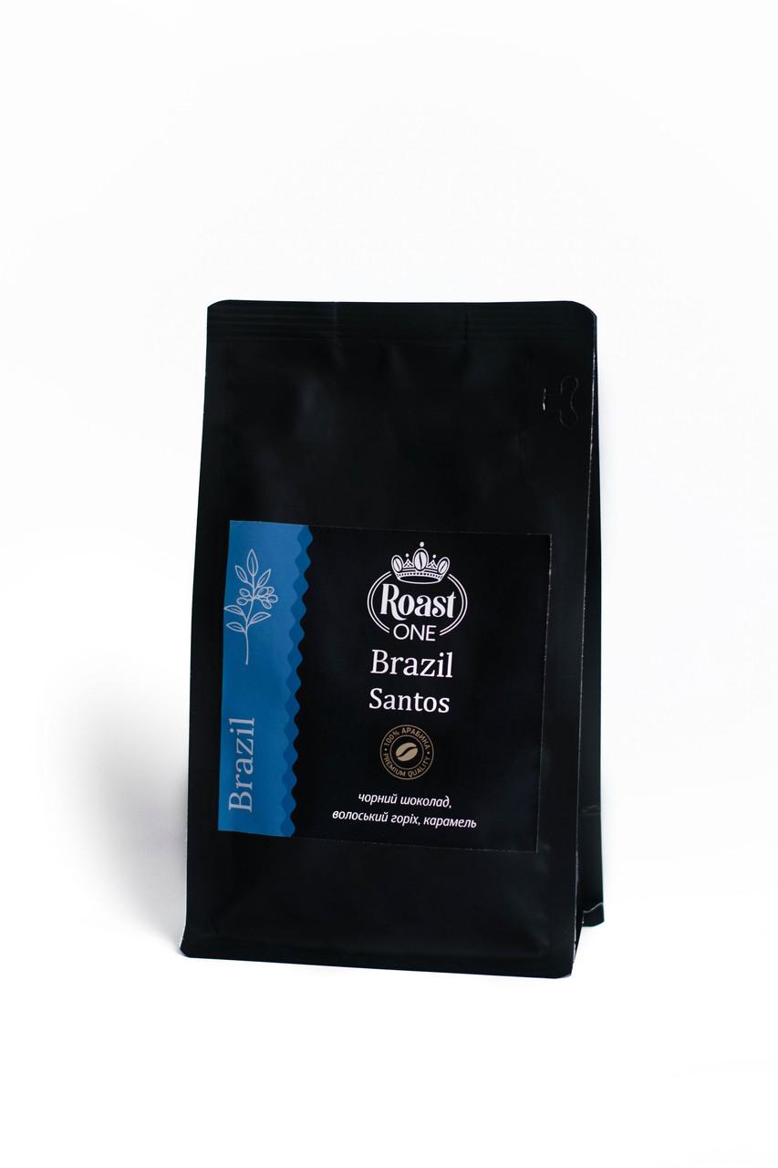 Кофе в зернах Roast ONE - Brazil Santos