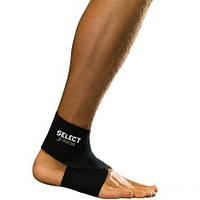 Эластичная повязка на лодыжку SELECT Elastic Ankle Support 561 p.XL