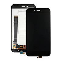 Дисплейный модуль Xiaomi Mi A1 with touch screen black Refurbished
