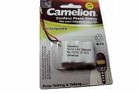 Никель кадмиевая батарея Camelion: 3.6 Вольт, 320 мАч, универсальный разъем
