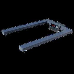 Палетні ваги Зевс ВПЕ-2000-4 Н1208 А12L