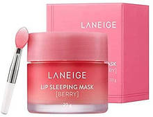 Ночная маска для губ с ароматом ягод LANEIGE Lip Sleeping Mask Berry 20g